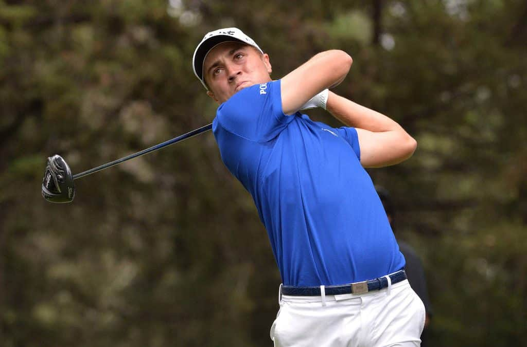 Thomas holds third-round lead in WGC-Mexico