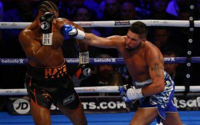 Underdog Bellew stuns Haye in heavyweight clash