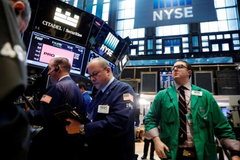 U.S. bank stocks fall as investor hope wanes for policy boosts