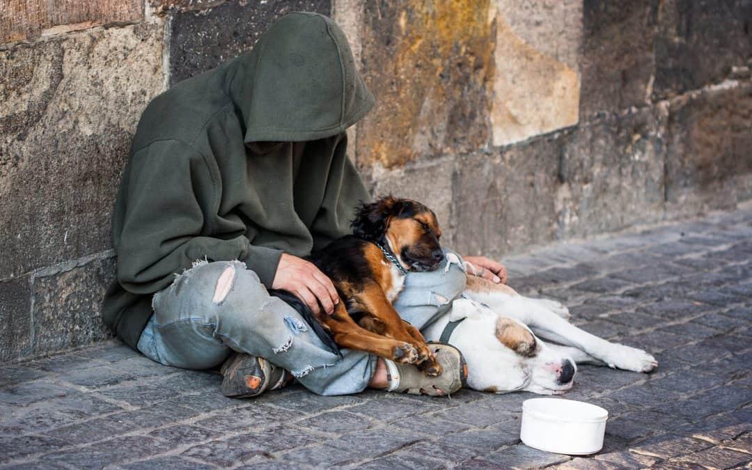Las Vegans should stop giving money to panhandlers