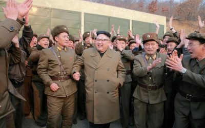 North Korea has no fear of U.S. sanctions move, will pursue nuclear arms – envoy