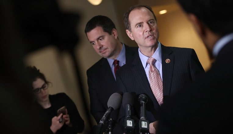 House Intel Committee seeks names of Obama officials who requested 'unmasking' of Americans picked up on surveillance