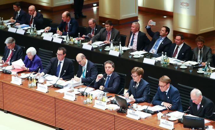 G20 trade wording considered a setback for export champion Germany