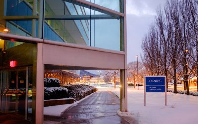Corning's Glass Brimming With Taxpayer Subsidies
