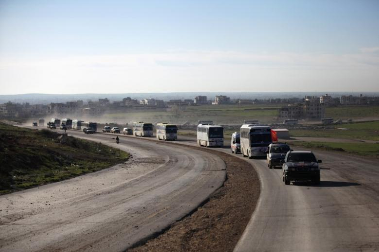 Syrian rebels resume evacuation of Homs: governor