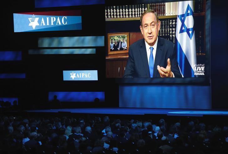 Israel's Netanyahu pledges to work with Trump on peace efforts
