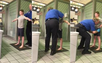 TSA pat-down of special needs boy at DFW Airport 'horrifying'