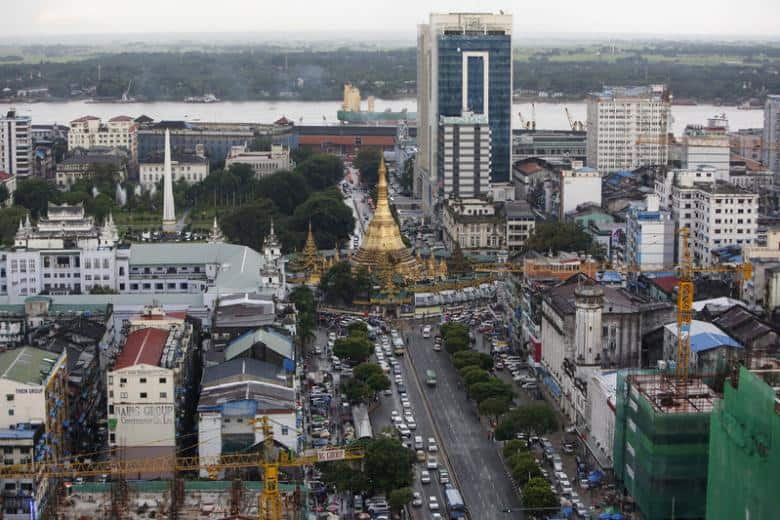 Myanmar hit by 5.1 magnitude quake, no reports of damage
