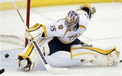NHL Highlights: Ellis' two goals lift Predators past Coyotes