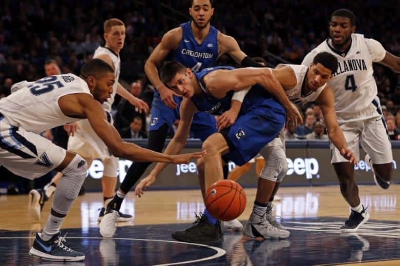 Advertisers bet big on March Madness as live sports ratings wane