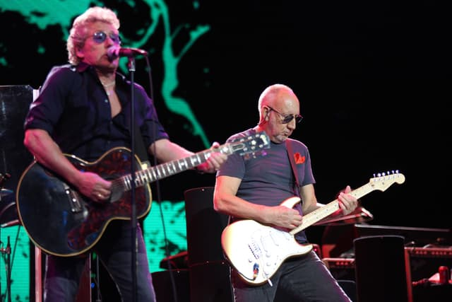 The Who signs on for residency at Caesars' Colosseum