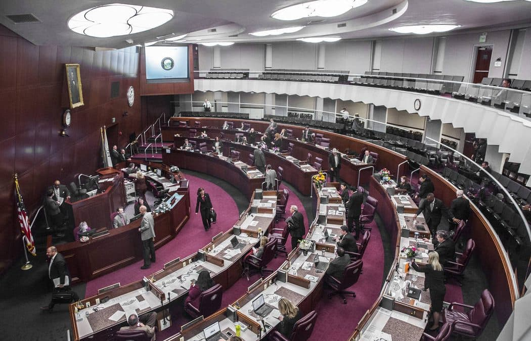 Nevada legislators not inclined to open their communications to the public