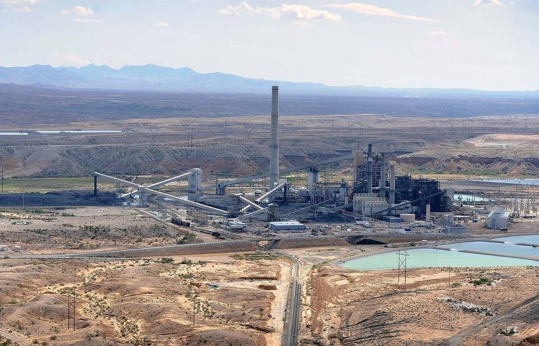 Reid Gardner plant closes after half-century of producing coal-fired power