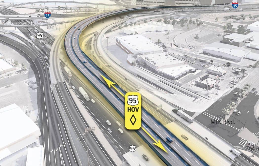 Las Vegas traffic should brace for 'Big Squeeze' starting Monday night