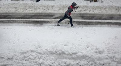 Weather Service decided last minute not to cut snow forecast