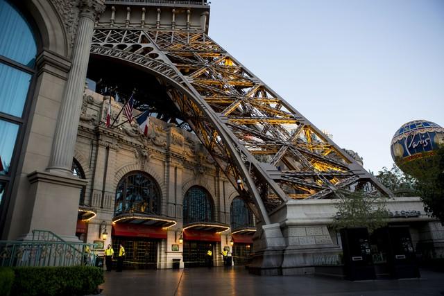 2 injured in early Sunday morning stabbing at Paris Las Vegas