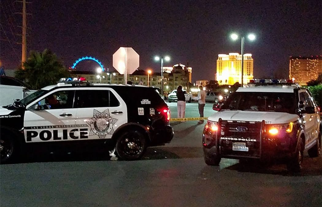 Police investigating woman's death in central Las Vegas valley as a homicide