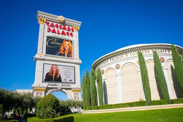 Body found in landscaping near Las Vegas Strip casino