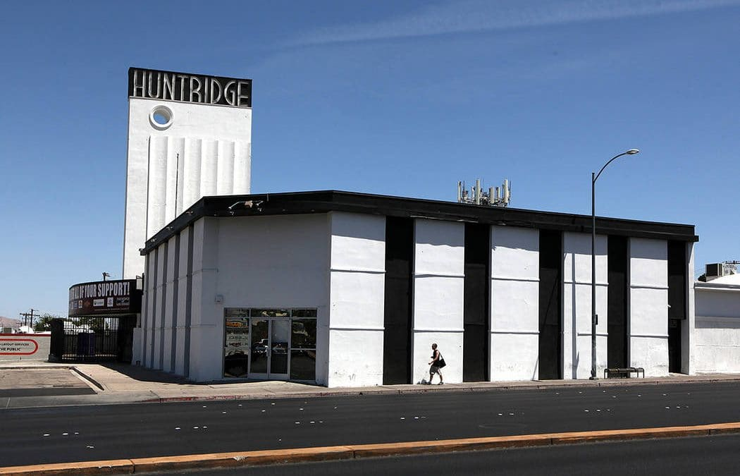 Assembly Democrats want to save historic Huntridge Theater in Las Vegas