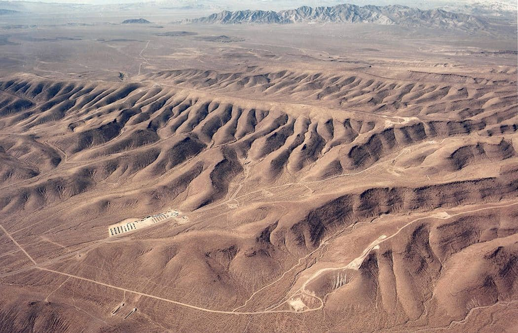Nevada Legislature formalizes opposition to revive Yucca Mountain