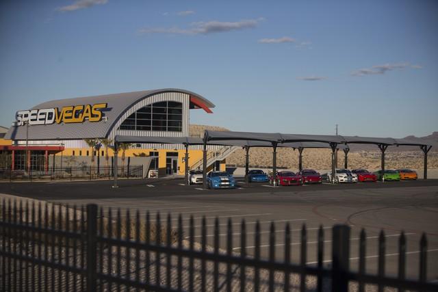 SpeedVegas driving instructor sues to close Las Vegas track