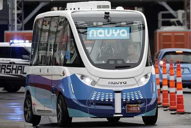 Combined bill proposes updates to Nevada laws for testing driverless vehicles