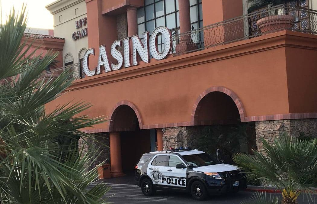 Las Vegas police investigate attempted robbery at Silver Sevens