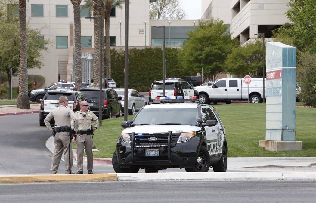 Las Vegas police say incident at Summerlin Hospital was 'false alarm'