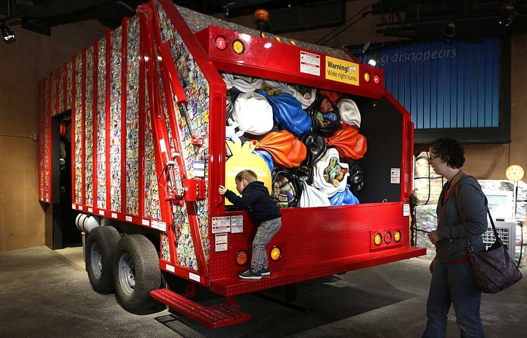 Republic Service monopoly on local trash-hauling raises many questions