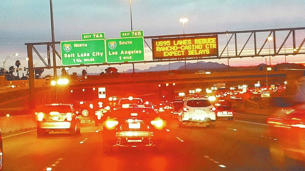 Legislation to get slow pokes out of the fast lane is long overdue