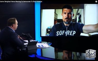 Benghazi Hero's Warning To Democrats To Stop