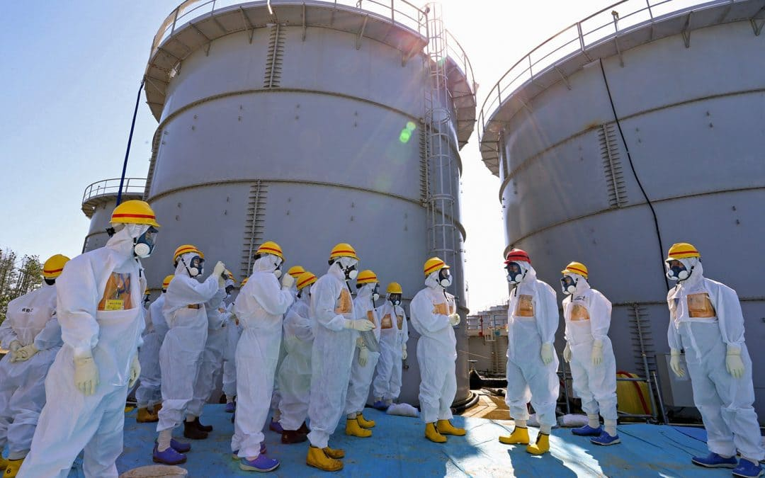 Japan court rules government liable over Fukushima