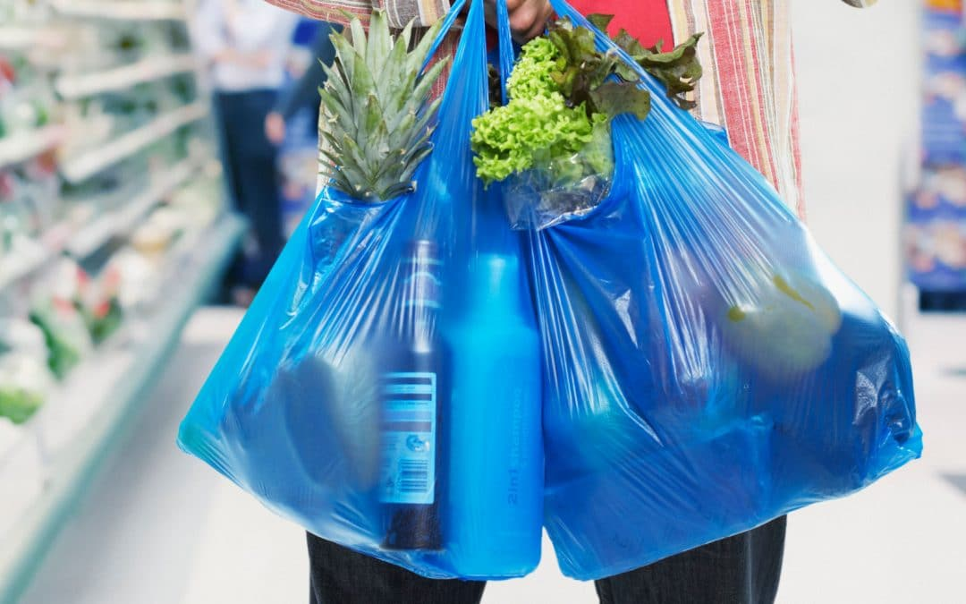 Plastic bags could be on their way out in Nevada