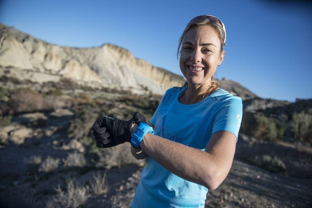 Australian water advocate kicks off 1,000-mile run in Las Vegas