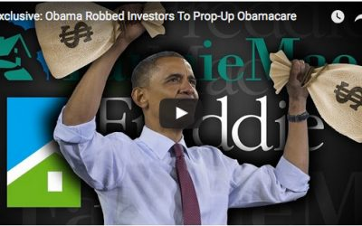 Obama Robbed Investors To Prop-Up Obamacare