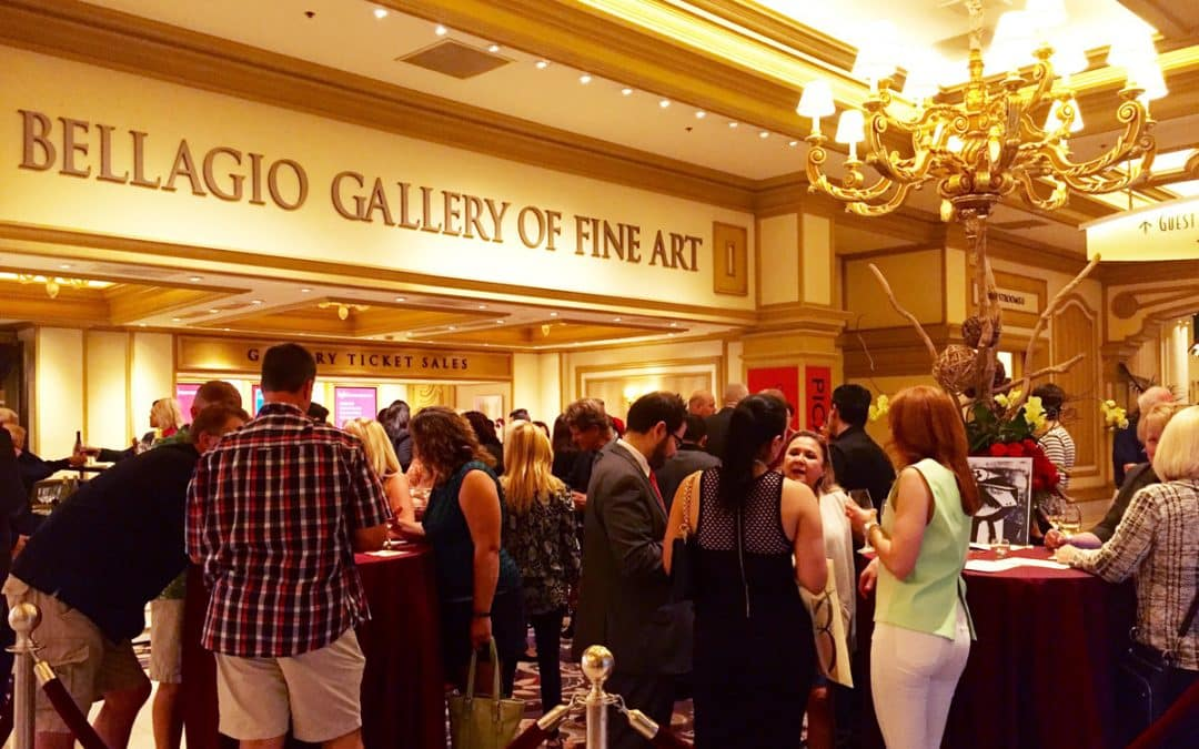 """Bellagio Gallery of Fine Art Presents """"I Am the Greatest: Muhammad Ali"""" Opening March 31"""