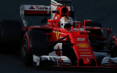 Hamilton and Vettel disagree on who is favorite