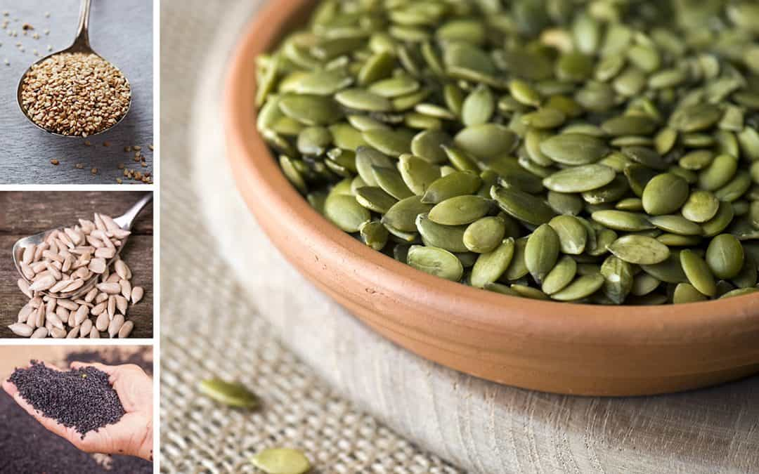 Go Nuts For Seeds: 8 Types to Eat More Often