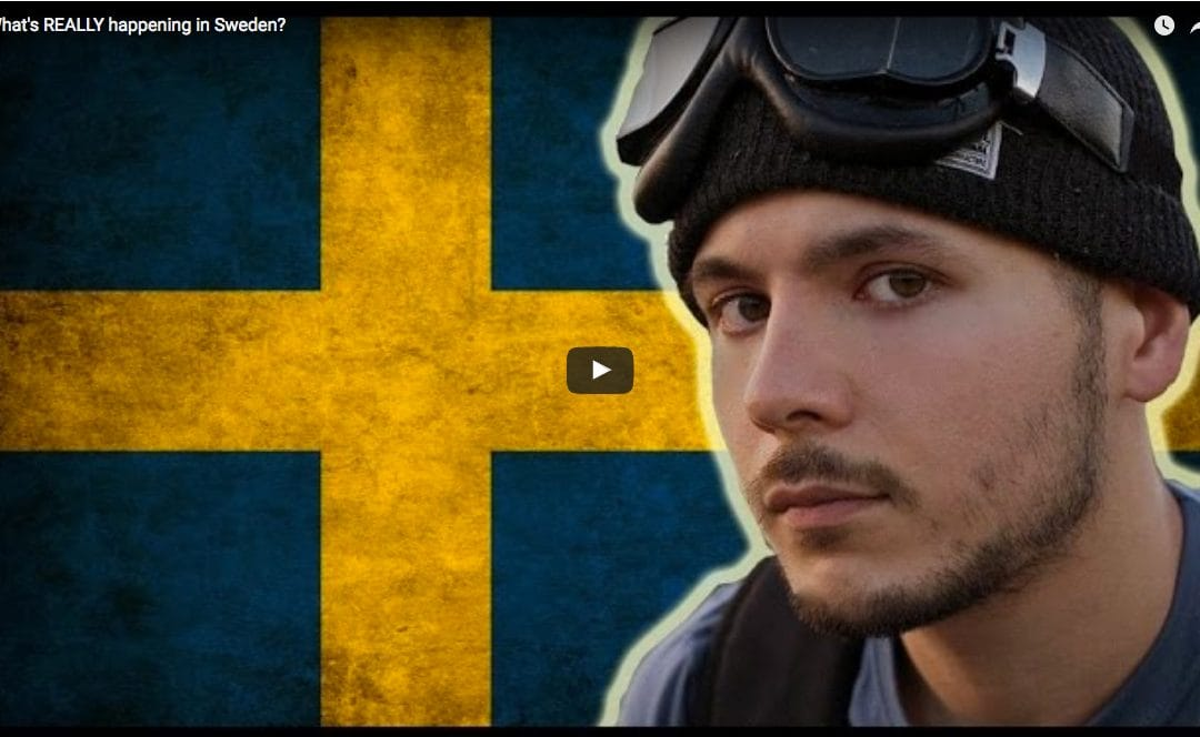 What's REALLY happening in Sweden?