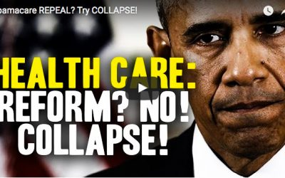 Obamacare REPEAL? Try COLLAPSE! TheHealthRanger TheHealthRanger 132,273 2,307 views
