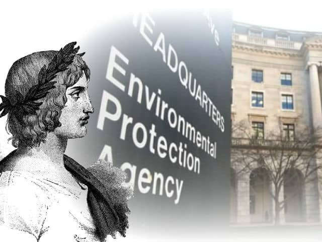 The Environmental Protection Agency — Next Stop on a Guided Tour of the Deep State's Covert Resistance to Trump