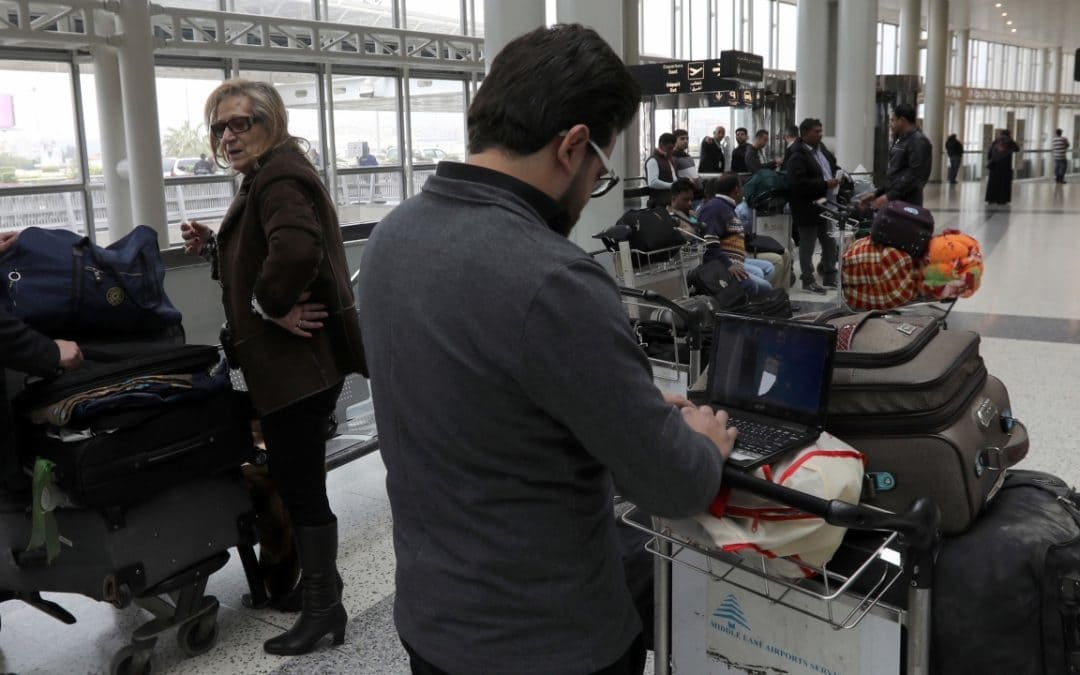U.S. ends laptop ban on Middle East carriers