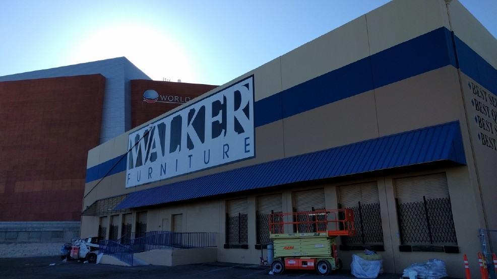 Walker Furniture formally announces plans for southwest Las Vegas store