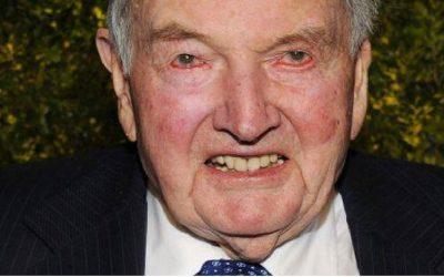 Globalist David Rockefeller Dead at 101