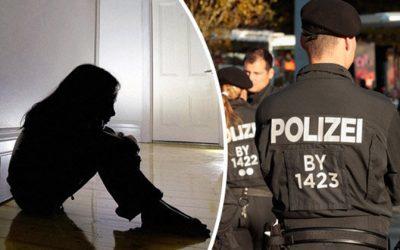 Five 'Arab migrants' gang-rape little girl, SEVEN, at refugee center