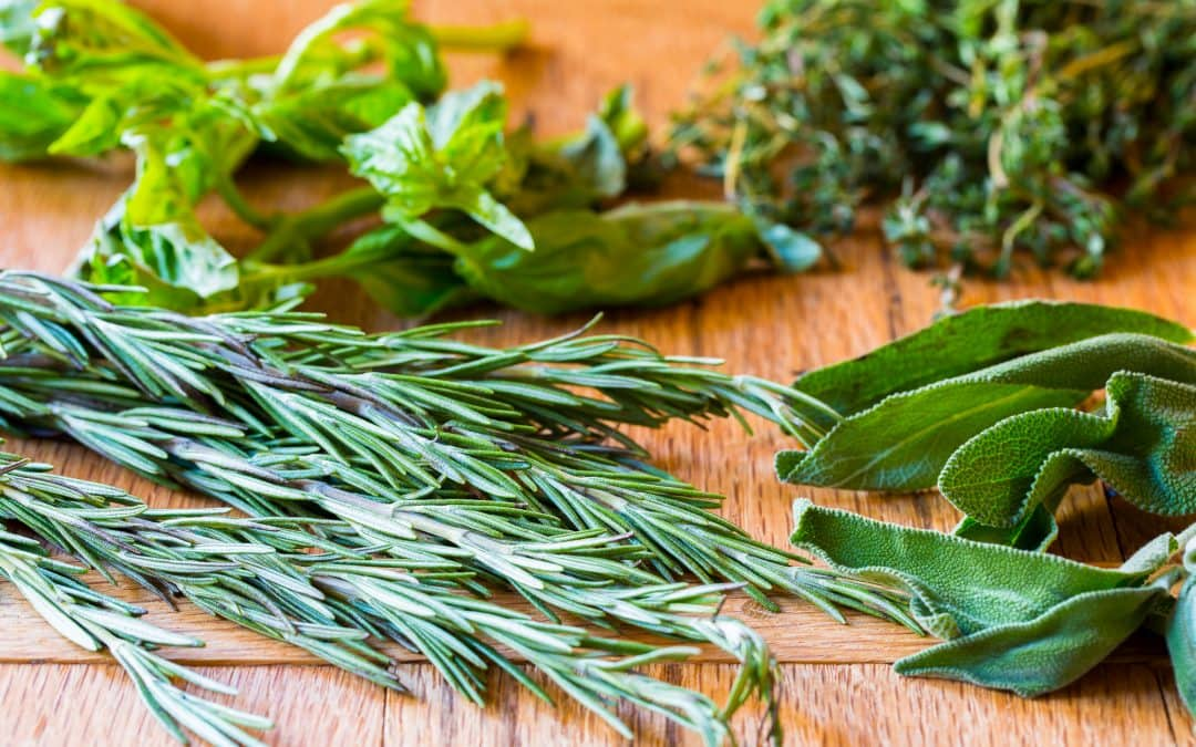 11 Herbs for Perimenopause and Menopause Symptom Relief