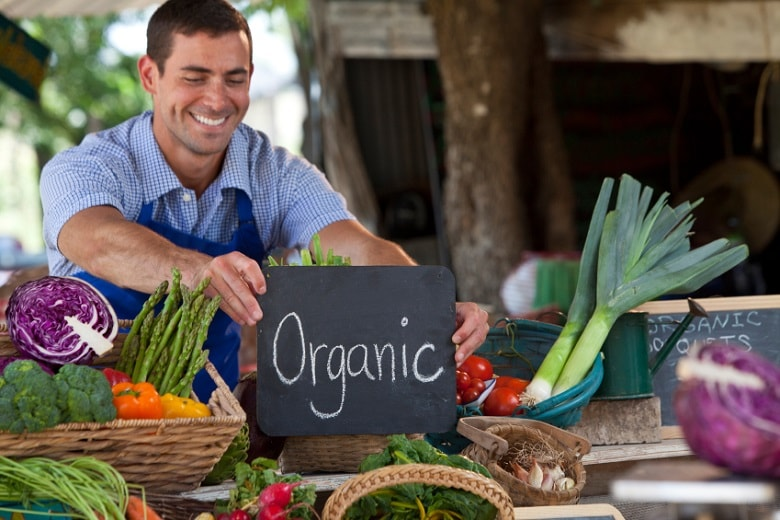 Want the Best Organic Produce? Its at the Farmer's Market