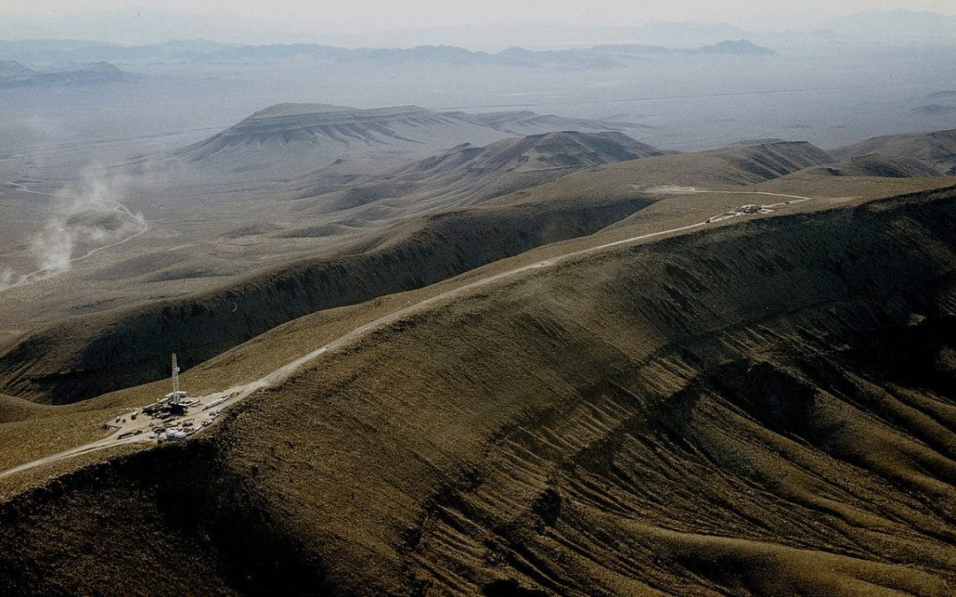 White House proposes reviving Yucca Mountain nuclear waste site