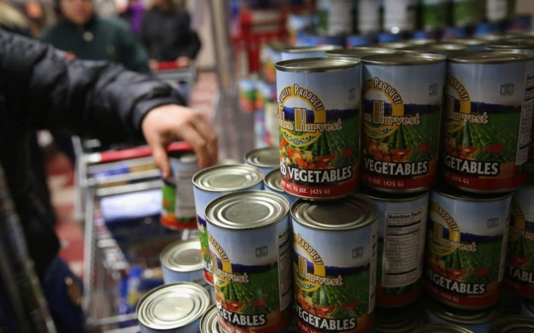 Non-Citizens Canceling Food Stamps