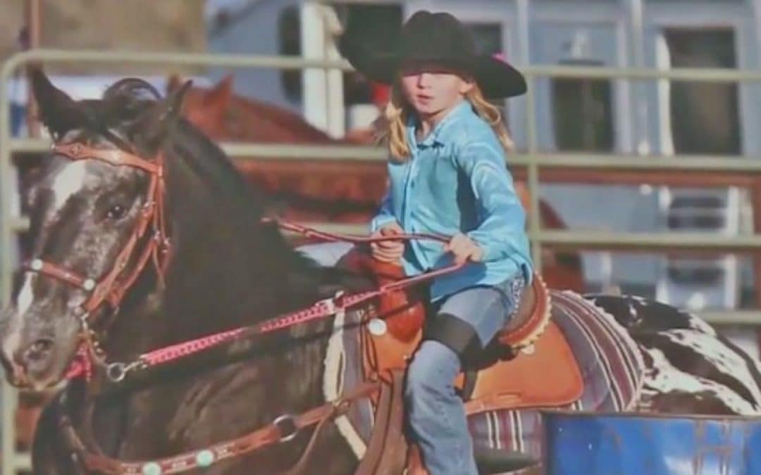 10-Year-Old Barrel Racer Dies Following Tragic Accident